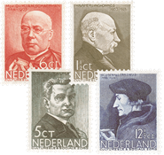 Holland 1936 - NVPH 283-286 - Postfrisk