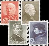 Nederland - Zomerzegels 1936 (nr. 283-286, postfris)