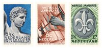 Holland 1937 - NVPH 293-295 - Postfrisk