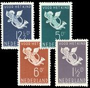 Nederland Kinderzegels 1936 - Nr. 289-292 - Ongebruikt