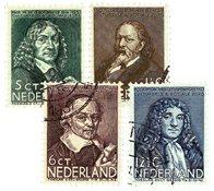 Nederland Zomerzegels 1937 - Nr. 296-299 - Gebruikt