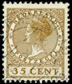 Holland - NVPH 159 - Stemplet