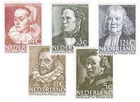Nederland 1938 - Nr. 305-309 - Ongebruikt