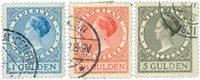 1926-1927Nr. 163-165 gebr. - Gebruikt