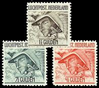 Holland 1929 - NVPH LP6-LP8 - Ubrugt