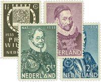 Pays-Bas - NVPH 252-255 - Neuf