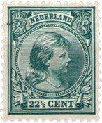 Holland - NVPH 41 - Ubrugt