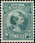 Nederland - Nr. 41 - Ongebruikt