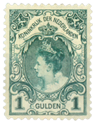 Netherlands - NVPH 77 - Unused
