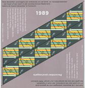 Nederland Kerstzegels 1989 - Nr. V1439 - Postfris