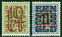Pays-Bas - 1923 nos 132-133, neufs