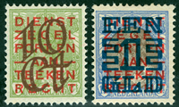 Holland 1923 - NVPH 132-133 - Postfrisk