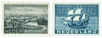 Nederland 1934 - Nr. 267-68 Curacao - Postfris
