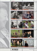 Nederland - Velletje Koninklijke Familie (nr. 2233-2242, postfris)