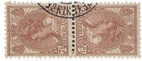 Holland - NVPH 61b - Stemplet