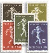 Holland 1939 - NVPH 327-331 - Postfrisk