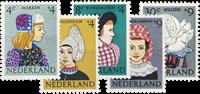 Holland 1960 - NVPH 747-751 - Postfrisk