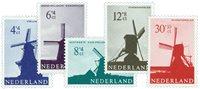 Nederland Zomerzegels 1963 - Nr. 786-790 - Postfris