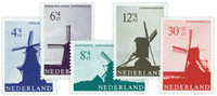 Holland 1963 - NVPH 786-790 - Postfrisk