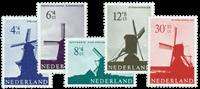Nederland - Zomerzegels 1963 (nr. 786-790, postfris)