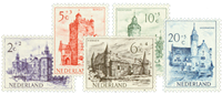 Holland 1951 - NVPH 568-572 - Postfrisk