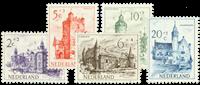 Nederland - Zomerzegels 1951 (nr. 568-572, postfris)