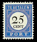 Holland - NVPH P26 - Postfrisk