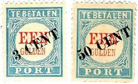 Holland 1881 - NVPH P27-P28 - Postfrisk