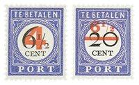 Holland - NVPH P29-P30 - Postfrisk