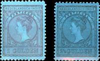 Nederlands Indië 1906-1912 - Nr. 60+61 - Ongebruikt