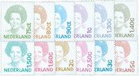 Nederland Beatrixserie Inversie - Nr. 1488-1501 - Postfris