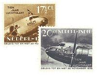 Holland 1938 - NVPH 239-240 - Postfrisk