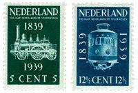 Pays-Bas - NVPH 325-326 - Neuf