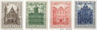 Nederland 1948 - Nr. 500-503 - Postfris