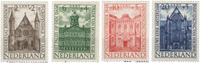 Holland 1948 - NVPH 500-503 - Postfrisk