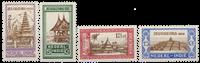 Indes néerlandaises - 1930 - Nos 167-170 - Neufs