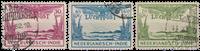 Nederland Indië - Allegorische voorstelling 1931 (LP14-LP16, gebruikt)