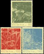 Switzerland - Gertsch - Mint set 3v