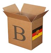 DDR - Samling B