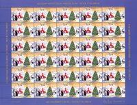 Groenland - Kerstzegels 2003