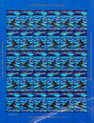 格林兰岛,1999年圣诞版票