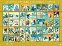 Denemarken - Kerstzegels 1994