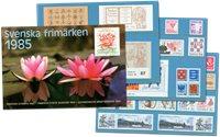 Suède 1985 Collection annuelle