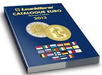 Catálogo del Euro de las monedas y billetes 2013, francés