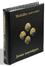 Album OPTIMA pour médailles souveniers avec 5 pochettes OPTIMA