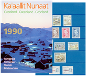 Groenland Coll. Ann. 1990