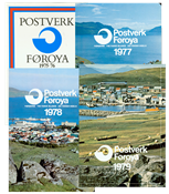 Færøerne årsmappe 1975-1979