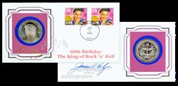 Elvis PNC - 60e anniversaire 1995