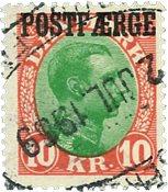 Danmark 1930 - AFA nr. 14 - Stemplet
