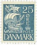 Danmark 1933 - AFA 205 - Postfrisk
